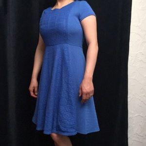Blue dress kids XL